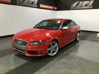 2011 Audi S4 PRENIUM-TOIT-CUIR MAG