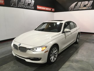2013 BMW 3 Series 328XI MODERN PACKAGE-CUIR-TOIT-AWD