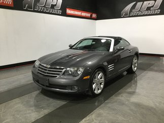 Chrysler Crossfire LIMITED-V6-MAG-SIEGE CHAUFFANTS-A/C- 2005