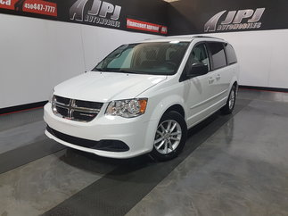 Dodge Grand Caravan SXT-DVD-CAM RECUL-JAMAIS ACCIDENTE-1 PROPRIO 2014