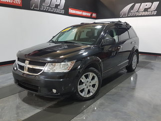 2010 Dodge Journey R/T-AWD-7 PASSAGER-MAGS-CUIR-TOIT-JAMAIS ACCIDENTE