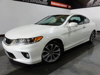 2013 Honda Accord EX-L-NAVI-CUIR-TOIT- V6 -A/C-JAMAIS ACCIDENTE