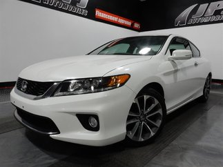 Honda Accord EX-L-NAVI-CUIR-TOIT-V6-JAMAIS ACCIDENTE 2013