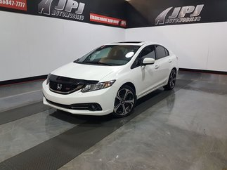 Honda Civic Sedan SI-TOIT-,MAGS-CAM RECUL-JAMAIS ACCIDENTE 2015
