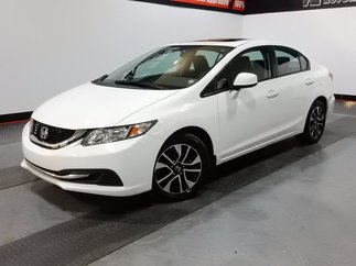 Honda Civic EX-TOIT OUVRANT-MAGS-SIÈGES CHAUFFANTS 2013