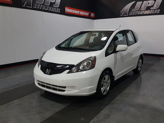 Honda Fit LX-A/C-GROUPE ELECTRIQUE-JAMAIS ACCIDENTE 2014