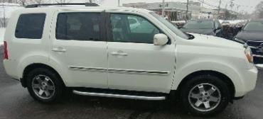 Honda Pilot A VENIR-AWD-TOURING-TOIT-CAM RECUL-CUIR-DVD-GPS- 2011