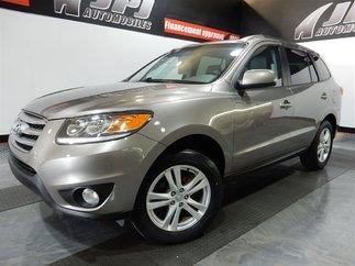 Hyundai Santa Fe GL 3.5 AWD -TOIT-FOGS-MAGS-A/C-JAMAIS ACCIDENTE 2012