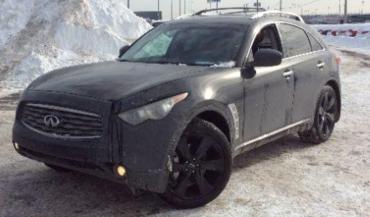 2011 Infiniti FX50 A VENIR-V8-AWD-NAVI-TOIT-JAMAIS ACCIDENTE