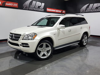 Mercedes-Benz GL-Class GL 350 BlueTEC-AWD-AMG PACKAGE-NAVI-TV/DVD-TOIT 2012