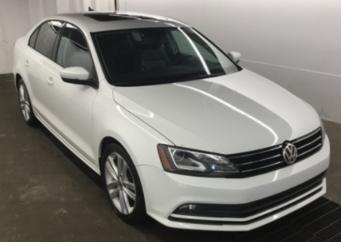 Volkswagen Jetta Sedan -HIGHLINE-2.0-TDI-GPS-TOIT-CUIR-MAGS 2015