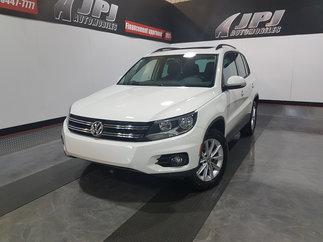 Volkswagen Tiguan AWD-CONFORTLINE-CUIR-TOIT-JAMAIS ACCIDENTE 2013