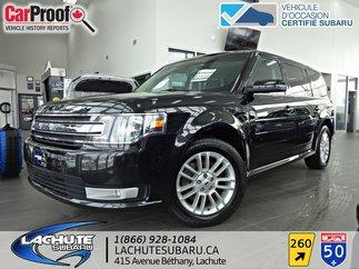 Ford Flex SEL AWD 2013