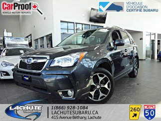 Subaru Forester XT LIMITED 2014