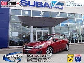 2013 Subaru IMPREZA (5) 2.0i w/Touring Pkg