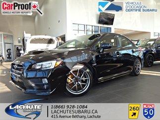 2015 Subaru Impreza WRX STI Sport-tech Pkg