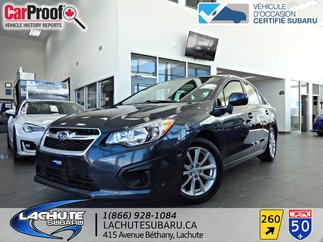Subaru Impreza 2.0i w/Touring Pkg 2014