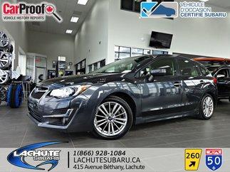 Subaru Impreza Limited tech 2015