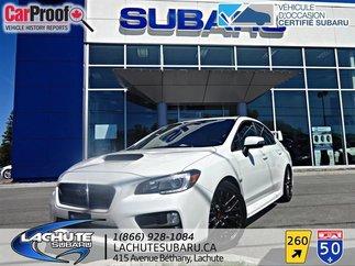 Subaru Impreza WRX STI SPORT 2016