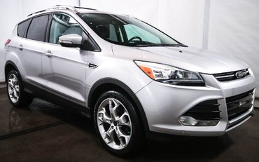 Ford Escape 4WD  Titanium  Navigation  Caméra de recul 2013