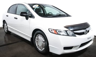 2011 Honda Civic Sdn DX-G  A/C CRUISE MAGS BAS KM
