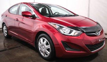 2014 Hyundai Elantra GL BLUETOOTH SIÈGES CHAUFFANTS A/C