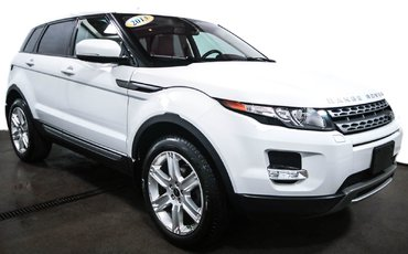 2013 Land Rover Range Rover Evoque Pure plus 4x4  NAVI  TOIT PANO  CAMÉRA