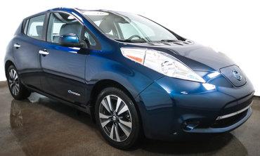 Nissan Leaf SV  electrique  NAVIGATION  CAMÉRA 2016