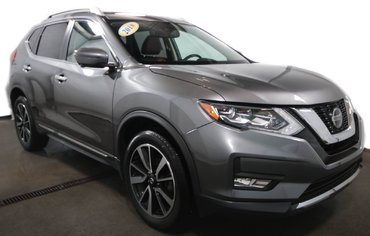 2018 Nissan Rogue SL PLATINUM AWD NAVIGATION CAMERA 360° TOIT PANO