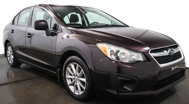2012 Subaru Impreza 2.0i  Touring  AWD   bluetooth cruise