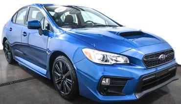 2019 Subaru WRX AWD  Caméra  Bluetooth Mags Cruise