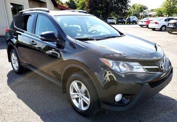Toyota RAV4 XLE AWD  TOIT OUVRANT  CAMERA 2013