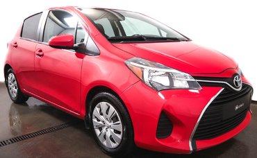 2015 Toyota Yaris LE CRUISE A/C ECONOMIQUE ET FIABLE