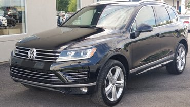 Volkswagen Touareg TDI HIGHLINE R-LINE AWD  NAV  TOIT PANO 2015