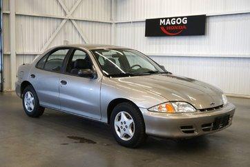 Chevrolet Cavalier Base 2002