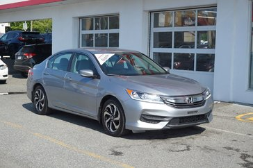 Honda Accord Berline LX, bluetooth, caméra de recul. 2016