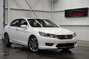 2015 Honda Accord Sport
