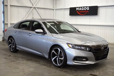 Honda Accord Berline Sport bluetooth , caméra , prise usb , 2018