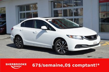 Honda Civic Berline EX 2013