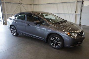 Honda Civic Berline EX bluetooth, toit ouvrant, groupe électrique 2014