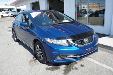 Honda Civic Berline LX, Bluetooth, Caméra de recul 2015