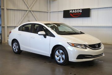 Honda Civic Berline LX bluetooth, air climatisé 2015
