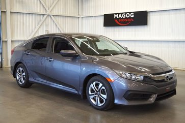 Honda Civic Berline LX bluetooth, air climatisé. 2016