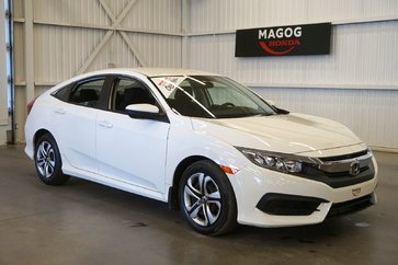 Honda Civic Berline LX air climatisé, bluetooth, caméra 2016