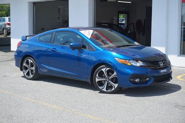 Honda Civic Coupe Si, Bluetooth, toit ouvrant 2015