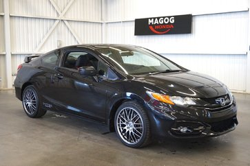 Honda Civic Coupe Si  205 hp 2015