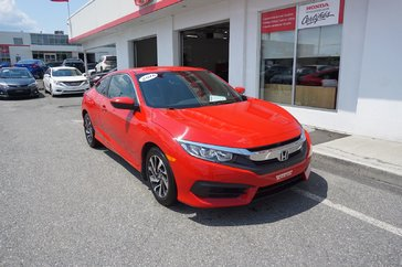 Honda Civic Coupe LX, Apple Carplay, air climatisé, bluetooth 2016