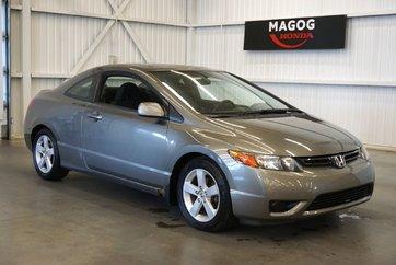 Honda Civic Coupe EX 2007