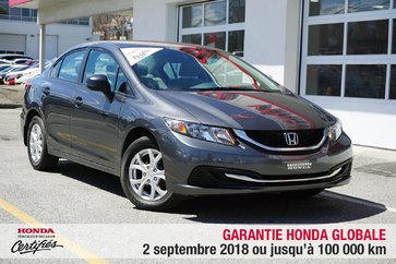 Honda Civic DX 2013