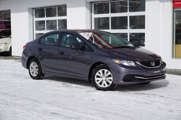 Honda Civic DX 2015